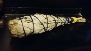 Smudge Bundle for Spiritually Cleansing the Home
