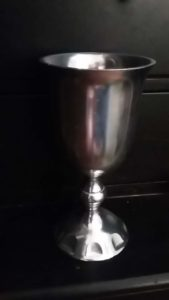Water Cup for Cleansing your Home